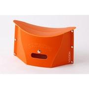 PATATTOmini(パタットミニ) オレンジ [折りたたみチェア]