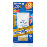 スキンアクア スーパーモイスチャーエッセンス 80g SPF50+ PA++++ [日焼け止め 顔・からだ用]