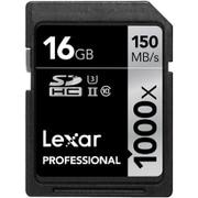 LSD16GCRBJPR1000 [プロフェッショナル 1000倍速シリーズ SDHCカード UHS-II CLASS10/UHS-CLASS3 16GB]