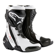 SUPERTECH-R BOOT 0015 [レーシングブーツ 43 BLACK/WHITE/VENTED]