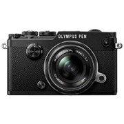 PEN-F 12mm F2.0 レンズキット [ボディ+「M.ZUIKO DIGITAL ED 12mm F2.0」 ブラック]
