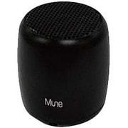 MUNE-07BK [MUNE Bluetooth ワイヤレススピーカー ブラック]