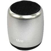 MUNE-07SL [MUNE Bluetooth ワイヤレススピーカー シルバー]