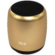 MUNE-07GD [MUNE Bluetooth ワイヤレススピーカー ゴールド]