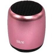 MUNE-07PK [MUNE Bluetooth ワイヤレススピーカー ピンク]