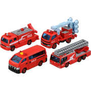 トミカギフト 消防車両コレクション2 [3歳~]