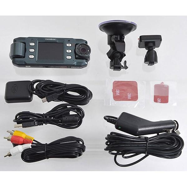 X9DVRDL [前後赤外線付きデュアルレンズドライブレコーダー GPS2]