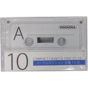CC-10 [カセットテープ 10分 1本]