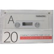 CC-20 [カセットテープ 20分 1本]