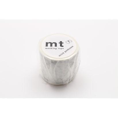 MTMINA31 [mt×ミナペルホネン tambourine grande・silver 48mm×10m]