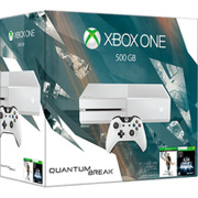 Xbox One 500GB スペシャル エディション (Quantum Break同梱版) [ゲーム機本体]