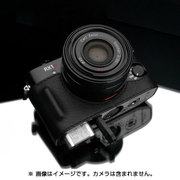 HG-RX1R2BK [ソニーRX1RMII用 本革カメラハーフケース ブラック]