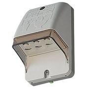 WK2103 [フル防水コンセント 露出・埋込両用]