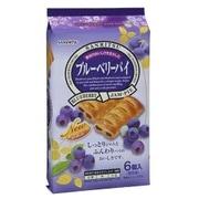 ブルーベリーパイ 6個 [菓子]