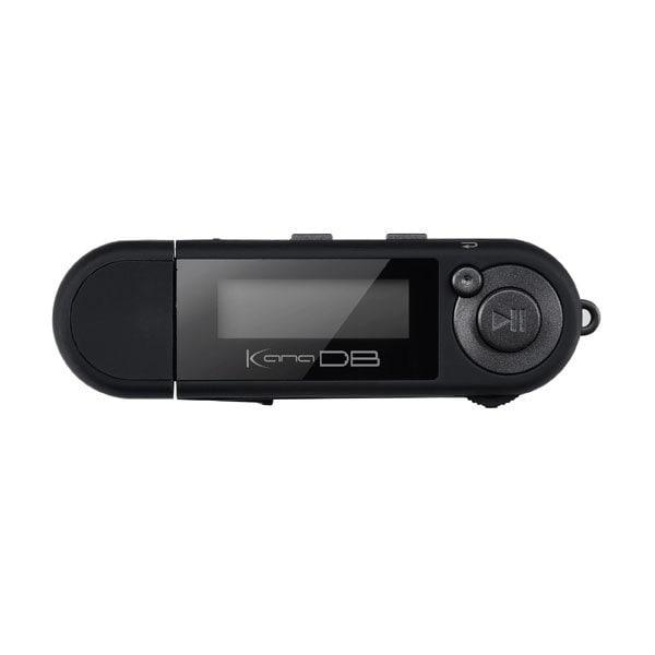 GH-KANADB8-BK [KANA DB 8GB ブラック ワイドFM対応]