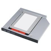 HDM-40 [薄型光学ドライブベイ用 HDDマウンタ 9.5mm厚]