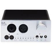 RAL-DSDHA5 [DSD256&PCM 24bit/384kHz バランス駆動/標準シングルエンド両対応USBヘッドホンアンプ]
