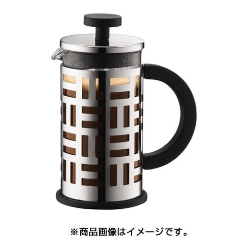 11198-16 [EILEEN フレンチプレスコーヒーメーカー 0.35L 12oz ステンレス]