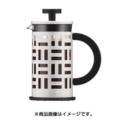 11198-913J [EILEEN フレンチプレスコーヒーメーカー 0.35L 12oz オフホワイト]