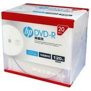DR120CHPW20A [録画用DVD-R 20P スリムケース インクジェットプリンター対応ホワイトワイドレーベル CPRM対応 1-16倍速]