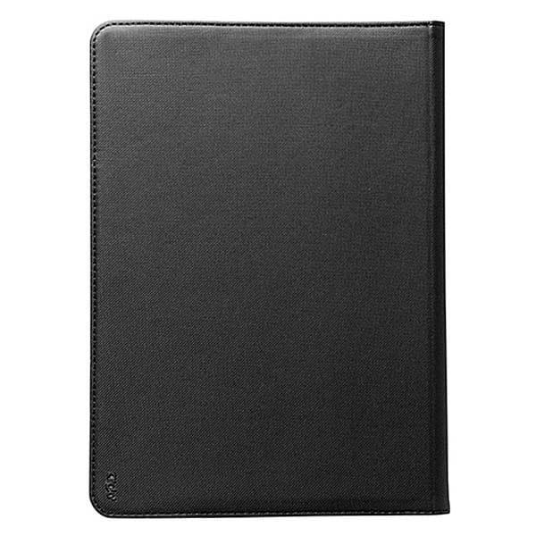 SZC-MB2104BK [MacBook12用カバー ノートジャケット ブラック]