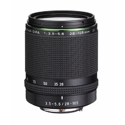 HD PENTAX-D FA 28-105mm F3.5-5.6ED DC WR [Kマウントデジタル一眼カメラ用レンズ]