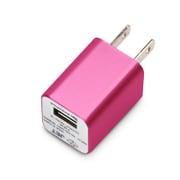 PG-WAC10A03PK [WALKMAN/スマートフォン用 USB電源アダプタ 1A ロースピンク]