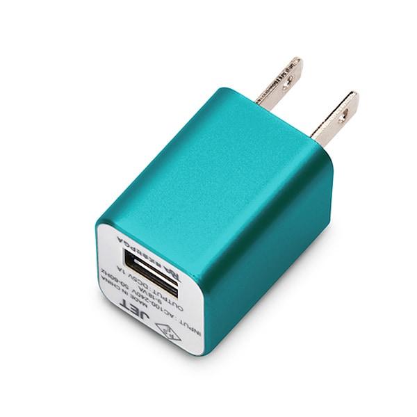 PG-WAC10A04BL [WALKMAN/スマートフォン用 USB電源アダプタ 1A ブルー]