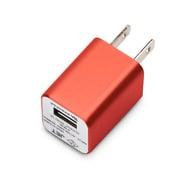 PG-WAC10A06RD [WALKMAN/スマートフォン用 USB電源アダプタ 1A レッド]