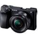 ILCE-6300L [α6300(アルファ 6300) レンズキット ボディ+交換レンズ「E PZ 16-50mm/F3.5-5.6 OSS ソニーEマウント」 ブラック]