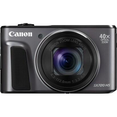 PowerShot SX720 HS BK [コンパクトデジタルカメラ ブラック]