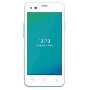 UPQ Phone A01X ホワイト [LTE対応 Android 5.1搭載 4.5インチ SIMロックフリースマートフォン]