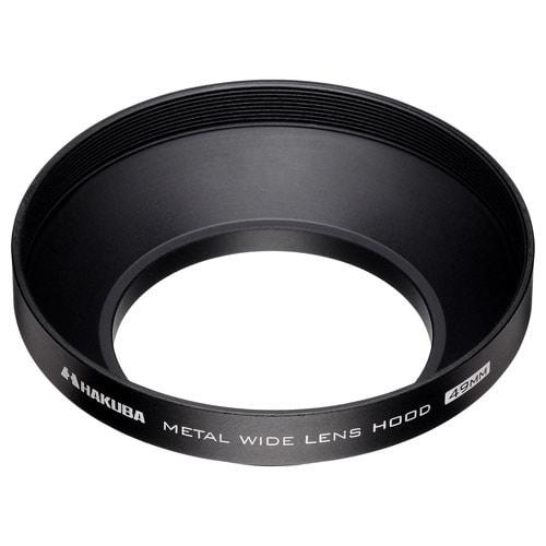KWMH-49 [ワイドメタルレンズフード 49mm]
