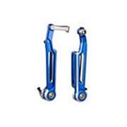 147-00012 [FLV V-Brake Forging Long arm ブルー]