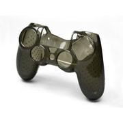 P4F1855 [PlayStation 4用 クリスタルカバー4 クリアブラック]