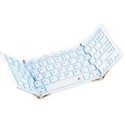 3E-BKY1-WH [Bluetooth 3つ折りキーボード ホワイト ケース付属]