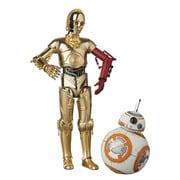 MAFEX C-3PO & BB-8 SET [フィギュア]