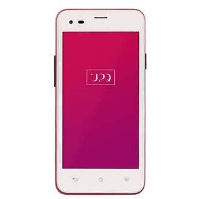 UPQ Phone A01X NR ホワイト [LTE対応 Android 5.1搭載 4.5インチ SIMロックフリースマートフォン]