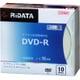 D-RCP16X.PW10RD SC D [録画用DVD-R 10枚 スリムケース 120分 1~16倍速CPRM対応 インクジェットプリンタ対応]