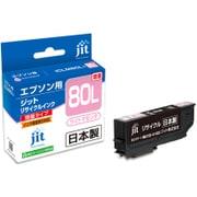 JIT-KE80LML [エプソン ICLM80L互換 リサイクルインクカートリッジ ライトマゼンタ]