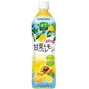 野菜生活100 甘夏&レモンミックス スマートPET [720mL×15本]