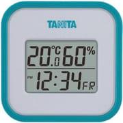 TT-558-BL [デジタル温湿度計 ブルー]
