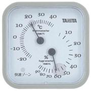 TT-557-GY [温湿度計 グレー]