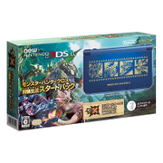 Newニンテンドー3DSLL モンスターハンタークロス 狩猟生活スタートパック [New 3DSLL本体]