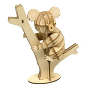 Wooden Art ki-gu-mi コアラ
