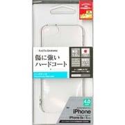 2258IP6C [iPhone SE/5s用 ハードケース ストラップホール付き クリア]