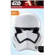 パーティマスク New Stormtrooper Star Wars Mask [STAR WARS(スター・ウォーズ) ストーム・トルーパー]