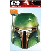パーティマスク Boba Fett Star Wars Mask [STAR WARS(スター・ウォーズ) ボバ・フェット]