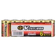 LR14/S6P/V [アルカリ乾電池 単2形 Vシリーズ 6本パック]
