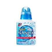 スーパーNANOX ナノックス [衣料用洗剤 本体 450g]